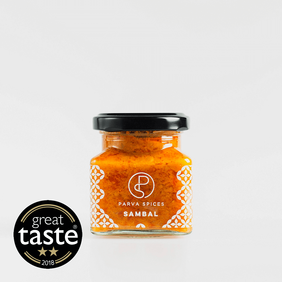 Signature Sambal by Parva Spices