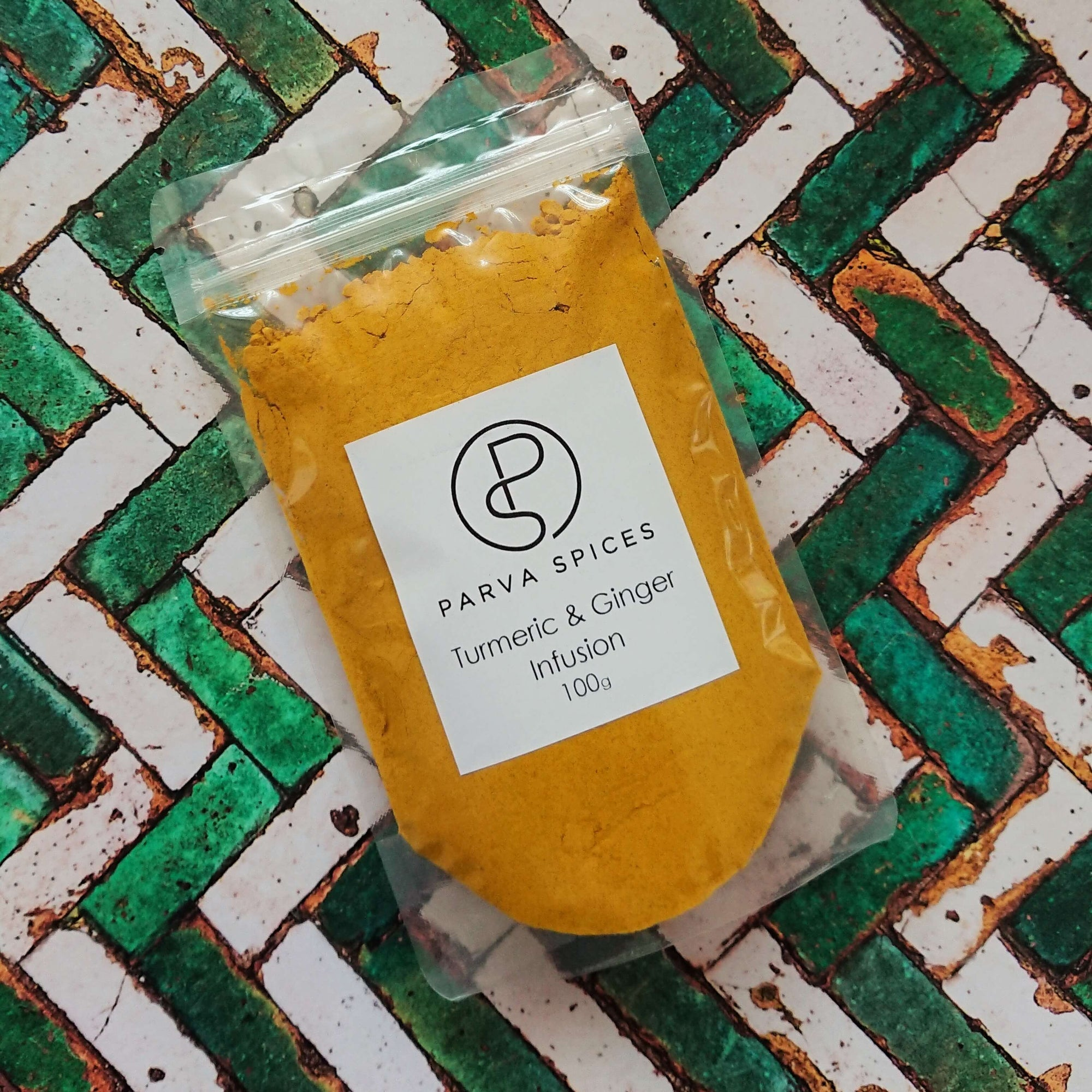 Turmeric and Ginger 100g refill