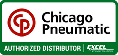 Chicago Pneumatic badge