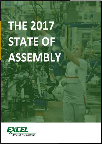 Excel Assembly Solutions E-Book, The 2017 State of Assembly