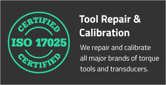 Tool Repair & Calibration