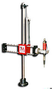 Titanmate linear tool support arm. Max torque=20ftlb, load capacity=5lbs. Min arm reach=4in , max arm reach=21in . (PNTML2-26)