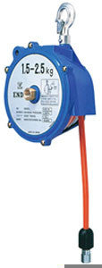 Endo tool hose balancer. Load capacity =2.5kg - 3.5kg, 1.3 meter cable travel, (PNTHB-35)