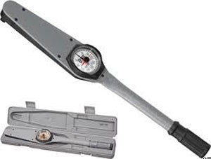 Sturtevant Richmont MD 600 600 ftlb Dial torque wrench (PN850706)