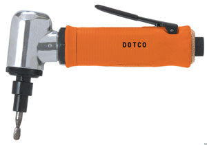 DOTCO 12-13 Series 300 Series Collet Gearless Right Angle Sander & Polisher Model 12L1381-36