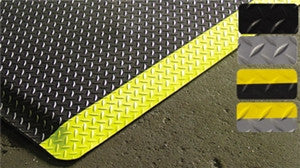Rhino Diamond Plate Anti Fatigue Mat PN DTT24DSY