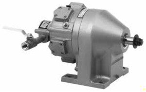 Cleco MA3W406M Radial Piston Air Motor 3Hp-W/Out Valving