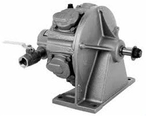 Cleco MBS474M Radial Piston Air Motor 5.5Hp-Single Direction Valving