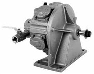 Cleco MBS380M Radial Piston Air Motor 5.5Hp-Single Direction Valving