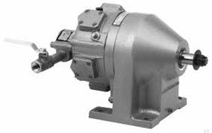 Cleco MBR377M Radial Piston Air Motor 5.5Hp-Reversible Valving