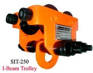 Powermaster SIT-250 I-Beam Trolley