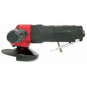 Universal Tool UT8775, 4in Angle Grinder, 10000 RPM, Rear Exhaust, 0.9 HP