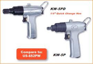 "K&E Tools 3/8"" Super-Duty Impact Wrench P/N KW-5P"