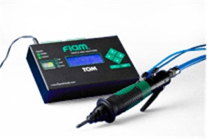 FIAM Air Shut-Off Screwdrivers/Nutrunners with Pneumatic Pick-Up Signal (ported) for Tightening Cycle Monitoring Straight model 26C10AL-2CS