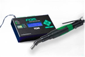 FIAM AIR SHUT-OFF SCREWDRIVERS/NUTRUNNERS WITH PNEUMATIC PICK-UP SIGNAL (PORTED) FOR TIGHTENING CYCLE MONITORING ANGLE MODEL 15C5A30-2CS