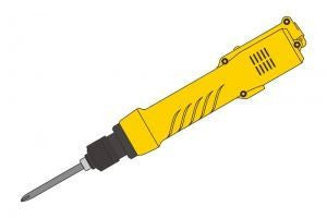 Zipp Electric Screwdriver-Push Start Type Model Number BP-2250