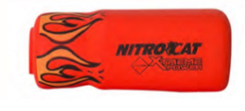 NitroCat® Red Flame Boot PN 1355-XLBR