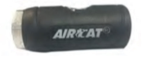 "Aircat® 3/8"" NPT Female Coupler with Male & Female Fittings PN 600-C-375F"