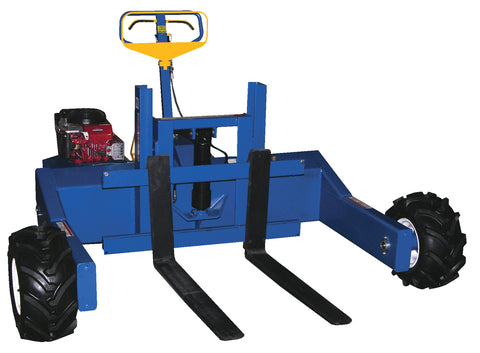 Vestil Powered All Terrain Pallet Truck PN ALL-T-4-GPT