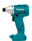 Makita Programmable Shut-off Impact Drivers BTD043Z