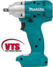 Makita Programmable Shut-off Impact Wrenches BTW104Z
