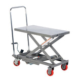 Vestil Hydraulic Elevating Cart PN CART-200-ALUM