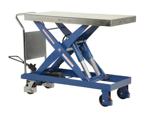 Vestil Hydraulic Elevating Carts PN CART-4000