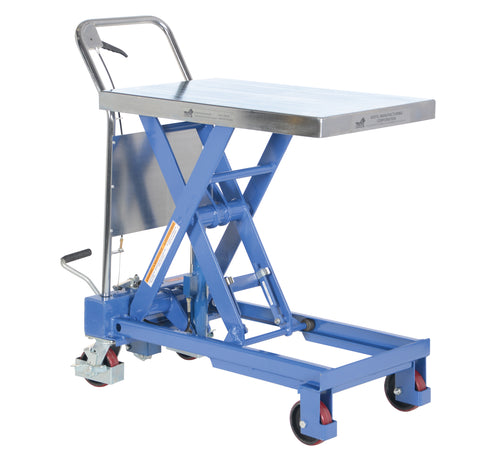 Vestil Hydraulic Elevating Carts PN CART-750-TS