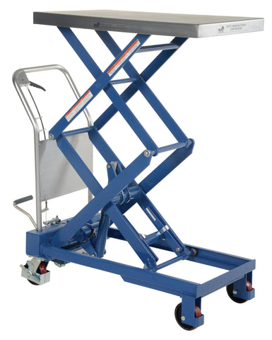 Vestil Hydraulic Elevating Carts PN CART-800-D-TS