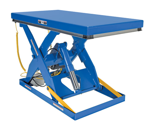 Vestil Quickship Scissor Lift Tables (460V 3 Phase Standard) PN EHLT-3060-3-43-QS