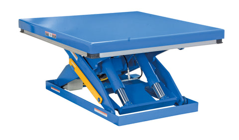 Vestil Quickship Scissor Lift Tables (460V 3 Phase Standard) PN EHLT-4848-4-43-QS