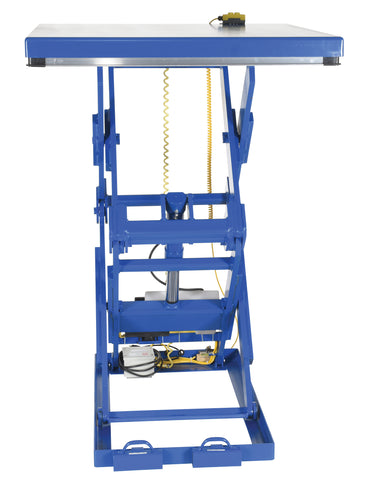Vestil Double Scissor Lift Table PN EHLTD-4848-2-70
