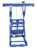 Vestil Double Scissor Lift Table PN EHLTD-4848-3-70