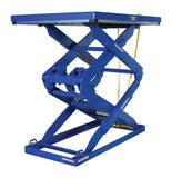 Vestil Double Scissor Lift Table PN EHLTD-4864-4-84