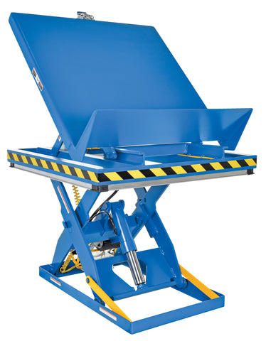 Vestil Lift & Tilt Scissor Tables PN EHLTT-4848-2-47