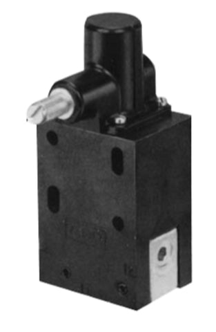 Ingersoll Rand 400 Series 3-Way Limit Valve PN 400