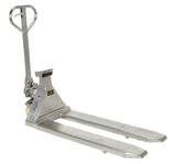 Vestil 304 Stainless Steel Pallet Truck with Scale PN PM-2045-SCL-LP-SS