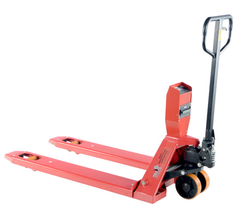 Vestil Legal For Trade Pallet Trucks (NTEP Approved) PN PM-2748-NTEP-SCL-LP