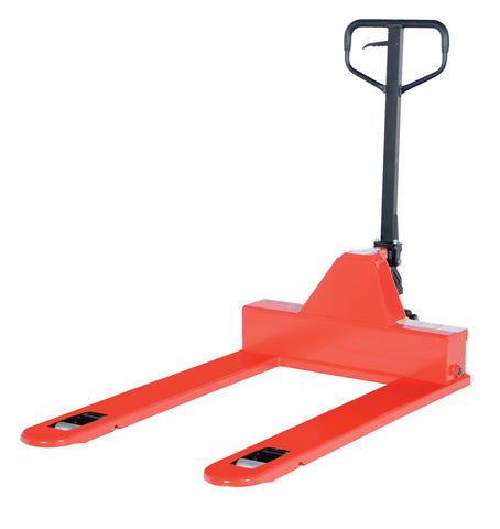 Vestil Low Profile Pallet Truck PN PM4-3348-LP-6PKG
