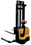 Vestil Double Mast Stacker with Powered Drive and Powered Lift S-118-AA-DM