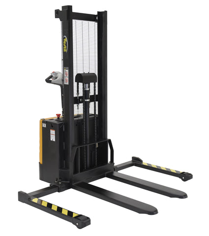Vestil Stacker with Powered Drive and Powered Lift PN S-62-FA