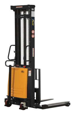 Vestil Stacker with Powered Lift PN SL-150-AA