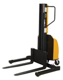 Vestil Narrow Mast Stacker with Power Lift PN SLNM-118-AA