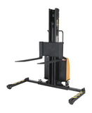 Vestil Narrow Mast Stacker with Power Lift PN SLNM-15-63-AA