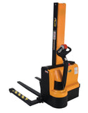 Vestil Narrow Mast Stacker with Powered Drive and Powered Lift PN SNM-62-AA