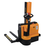 Vestil Narrow Mast Stacker with Powered Drive and Powered Lift PN SNM3-43-AA