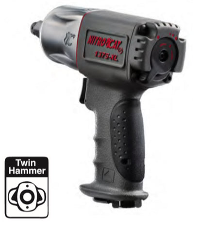 "NitroCat 1/2"" ""Xtreme Power"" Impact Wrench PN 1375-XL"