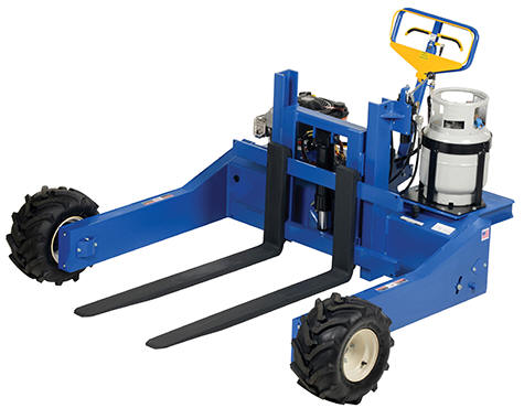 Vestil Powered All Terrain Pallet Truck PN ALL-T-2-PRO-L