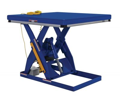 Vestil Partially Stainless Steel Scissor Lift Tables (460V 3 Phase Standard) PN EHLT-4848-1-43-PSS