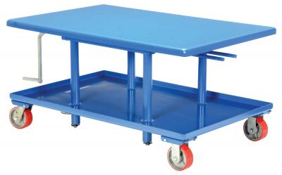 Vestil Mechanical Post Tables PN MT-3060-LP